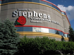 Donald L Stephens Rosemont Convention Center in Illinois