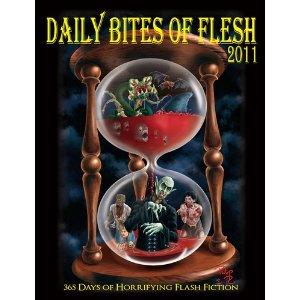 Daily Bites of Flesh: 365 Days of Horrifying Flash Fiction