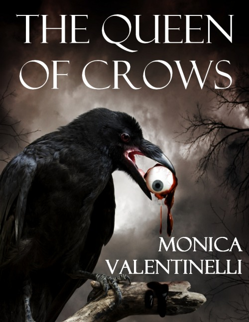 Alternate Cover | The Queen of Crows