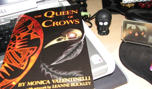 The Queen of Crows Exterior