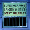 The Tick Weapons Lab Avatar
