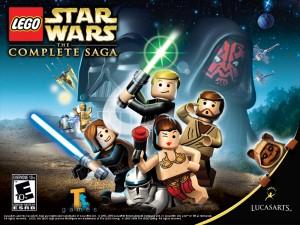 Star Wars the Complete Saga Wallpaper