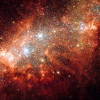 Galactic Starry Space