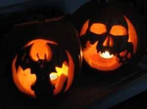 Halloween 2011 Pumpkins by Yours Truly