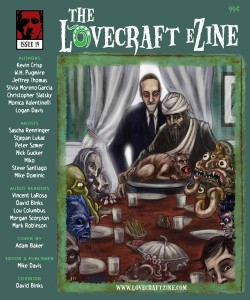 Lovecraft eZine Issue 19