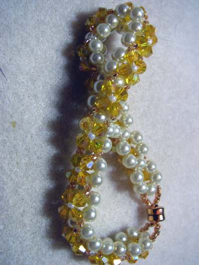 Daisy Crystal Bracelet 2