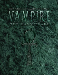 Vampire The Masquerade 20th Edition