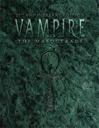 Vampire The Masquerade 20th Edition