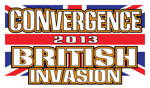 CONvergence British Invasion