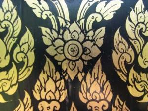 Gold Leaf Detail Redux