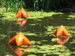 Origami Orange