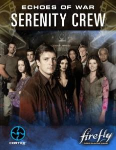 Serenity Crew Cover