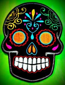 Sugar Skull_Liz Miera