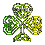 Celtic Shamrock Color