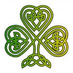 Celtic Shamrock Color