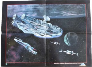 1993 Star Wars Insider Poster