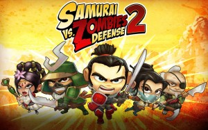 Samurai vs Zombies 2