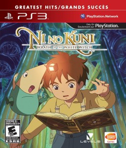 Ni No Kuni Cover