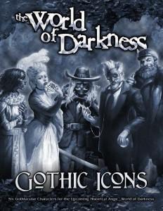 Gothic Icons RMC