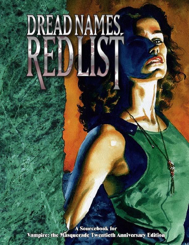 Dread Names Red List