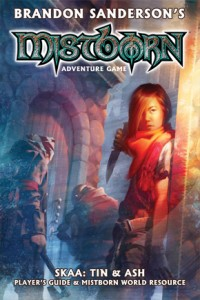 Cover Mistborn Tin and Ash