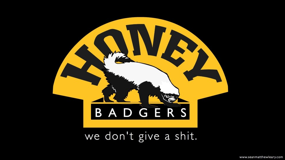 honey-badgers