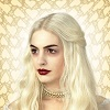 White Queen from Alice in Wonderland