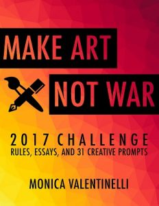 Make Art Not War 2017 Challenge eBook Cover
