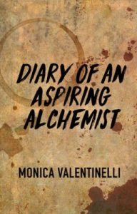 Diary of an Aspiring Alchemist cover