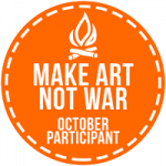 Make Art Not War Challenge October 2017
