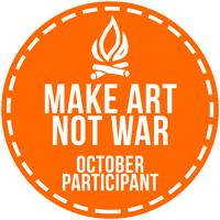 Make Art Not War October Challenge