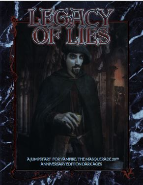 V20 Dark Ages   Jumpstart   Legacy of Lies