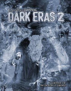 Dark Eras 2 | Chronicles of Darkness Cover Art