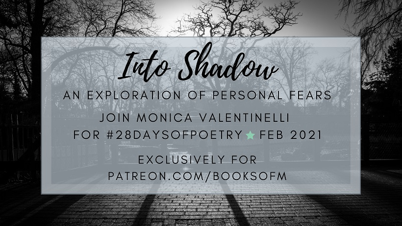Into Shadow | An Exploration of Personal Fears | Poetry