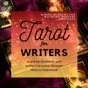 Tarot for Writers | Workshop | Valentinelli