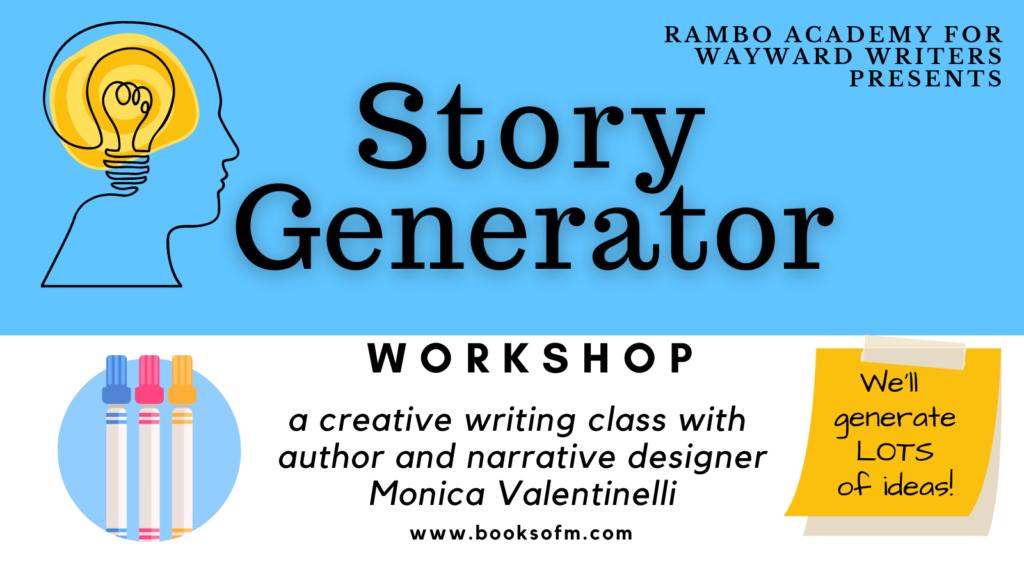 Story Generator Workshop