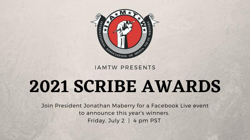 IAMTW Presents 2021 Scribe Awards