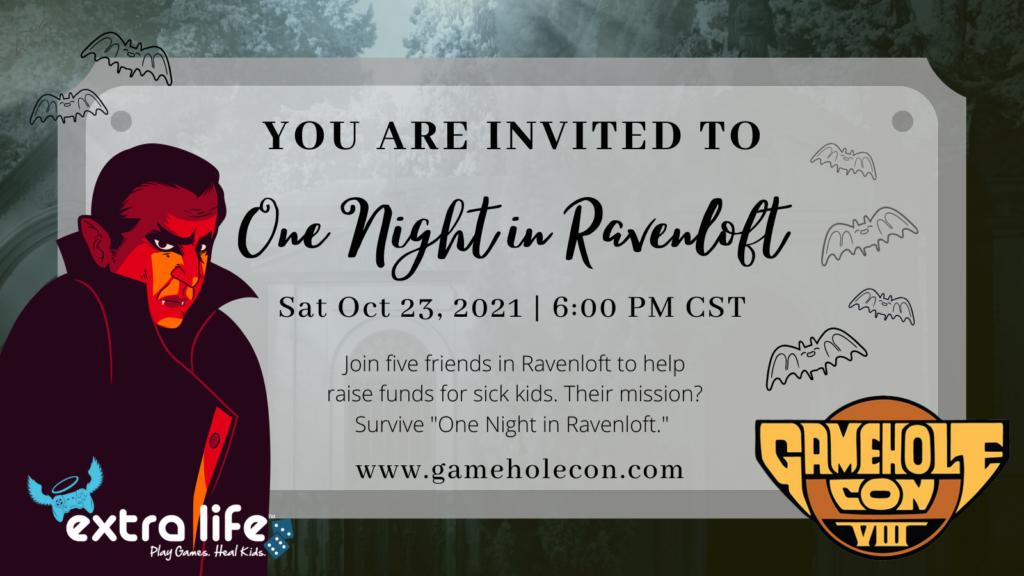 One Night in Ravenloft
